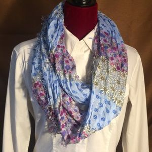 Claire's infinity scarf